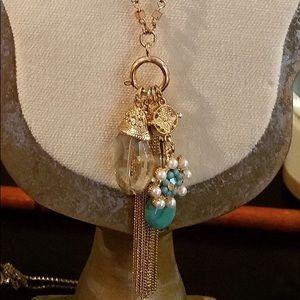 Plunder retired Goldie vintage necklace